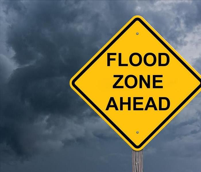 """Flood zone ahead"""