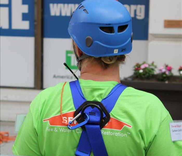Why SERVPRO Safety First