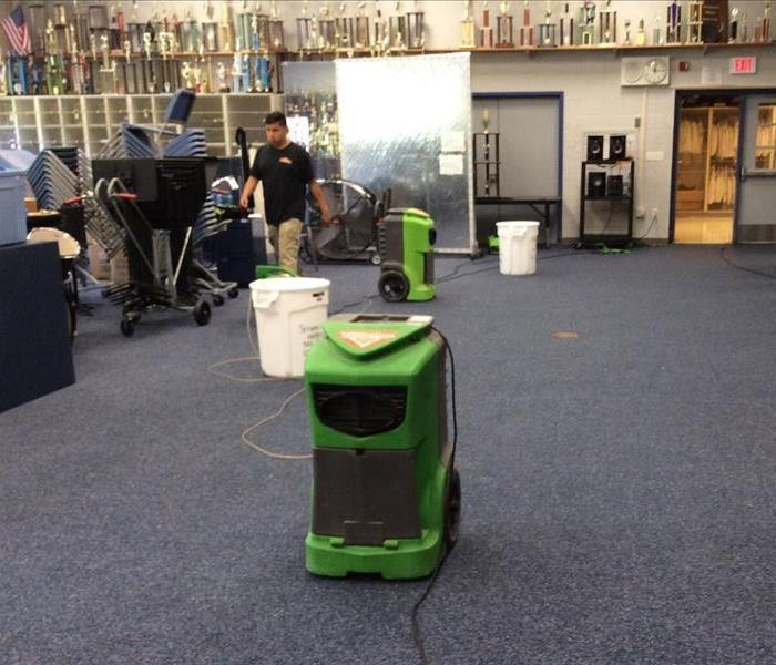 Commercial School Year & SERVPRO
