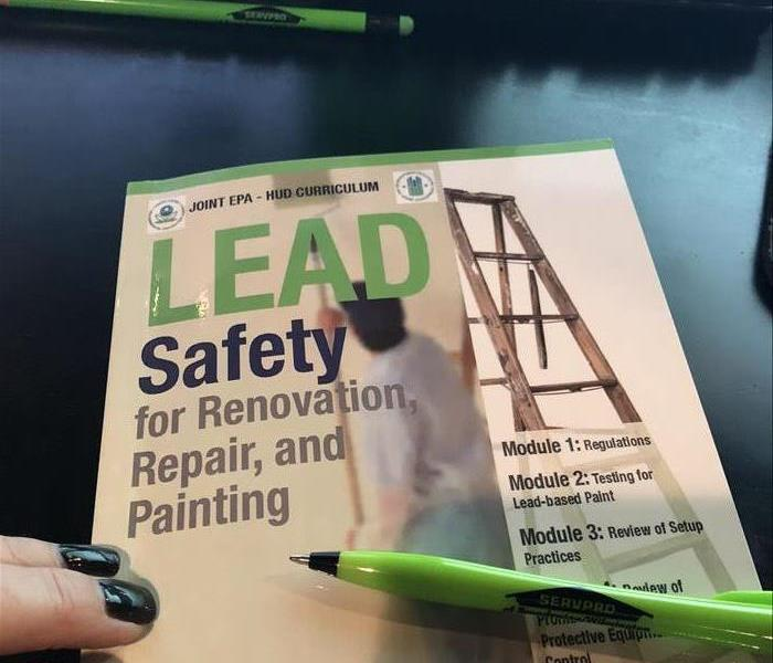 Why SERVPRO Lead Safety