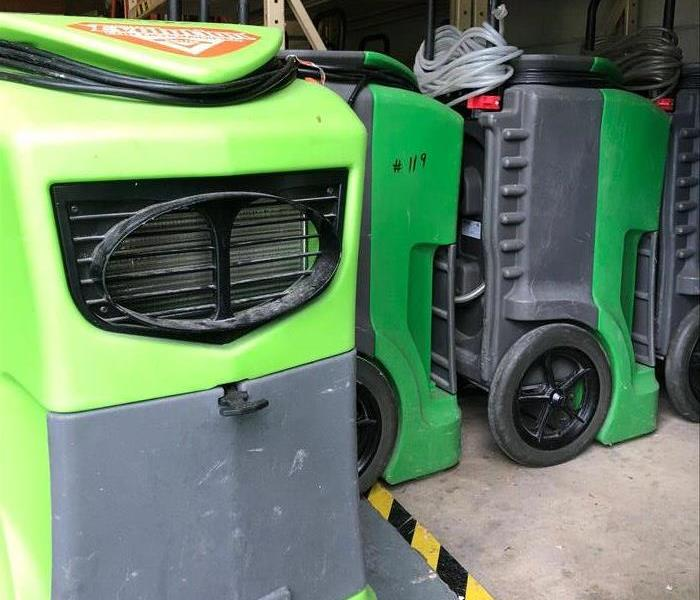 Water Damage Refrigerant Dehumidifiers